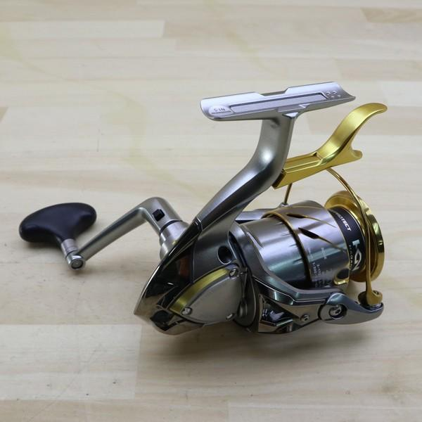 シマノ  15BB-Xテクニウム 2500DXG S/B449M 未使用 SHIMANO 釣り スピニングリール レバーブレーキ 尾長 グレ チヌ 磯 ソルト tsuriking 02