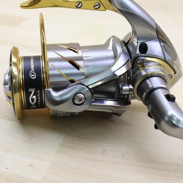 シマノ  15BB-Xテクニウム 2500DXG S/B449M 未使用 SHIMANO 釣り スピニングリール レバーブレーキ 尾長 グレ チヌ 磯 ソルト tsuriking 04