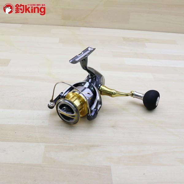 シマノ  14ステラ 4000XG 夢屋ラウンドEVAノブ付き/B468M 極上美品 SHIMANO 釣り スピニングリール ジギング キャスティング ショア オフショア 青物 ソルト|tsuriking