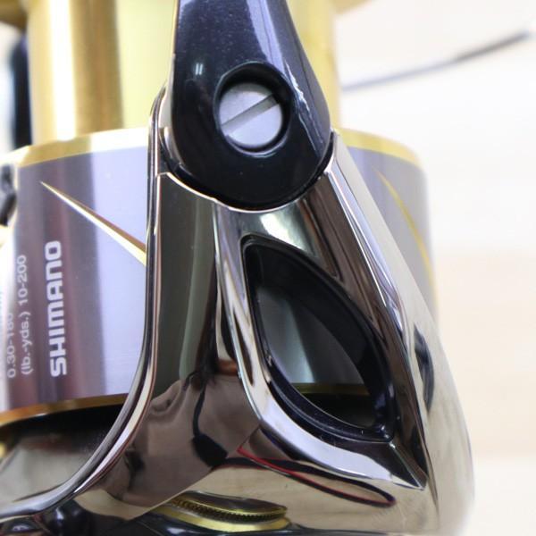 シマノ  14ステラ 4000XG 夢屋ラウンドEVAノブ付き/B468M 極上美品 SHIMANO 釣り スピニングリール ジギング キャスティング ショア オフショア 青物 ソルト|tsuriking|05