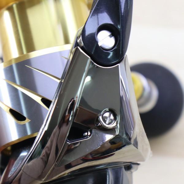 シマノ  14ステラ 4000XG 夢屋ラウンドEVAノブ付き/B468M 極上美品 SHIMANO 釣り スピニングリール ジギング キャスティング ショア オフショア 青物 ソルト|tsuriking|06