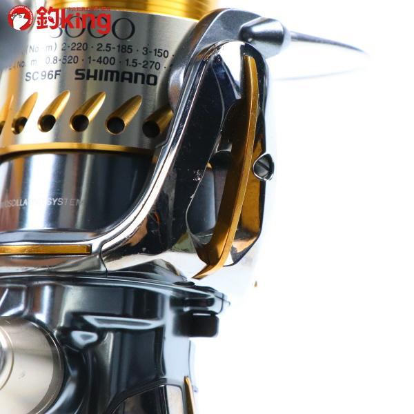 シマノ 04ステラ 3000/H443M シーバス マルスズキ 鱸 ルアーフィッシング 釣り アウトドア|tsuriking|06