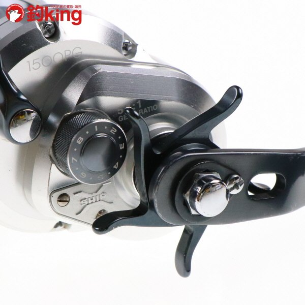 シマノ 11オシアジガー 1500PG /J390M ヒラマサ カンパチ ブリ ジギング 釣り オフショア|tsuriking|06