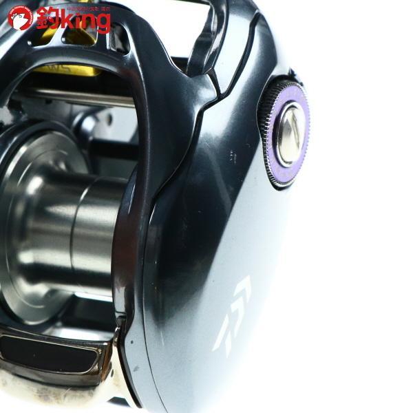 ダイワ タトゥーラ SV TW 8.1L/L323M 美品 ブラックバス バス釣り フィッシング アウトドア|tsuriking|08