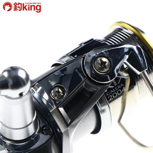 ダイワ カルディアKIX 2004/Q005M 美品 ブラックバス バス釣り フィッシング アウトドア|tsuriking|07