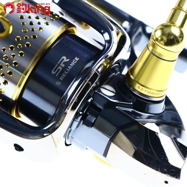 シマノ 10ステラ 4000XG/Q010M シーバス マルスズキ 鱸 ルアーフィッシング 釣り アウトドア|tsuriking|08