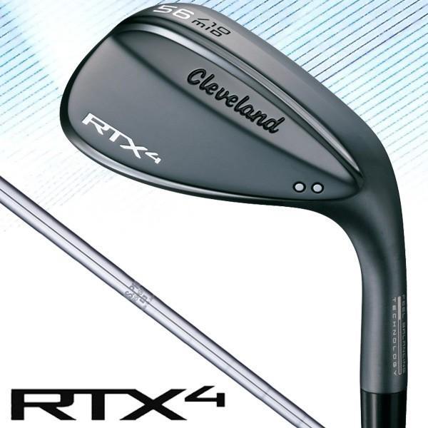 クリーブランド RTX4 ブラックサテン N.S.PRO950GH ウェッジ CREAVELAND RTX4 黒SATAIN