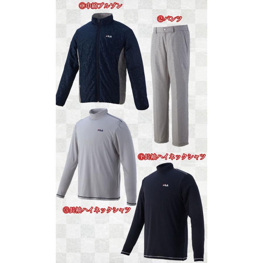 先行予約(1月1日以降のお届け) フィラ 福袋 780101|つるやゴルフ|05