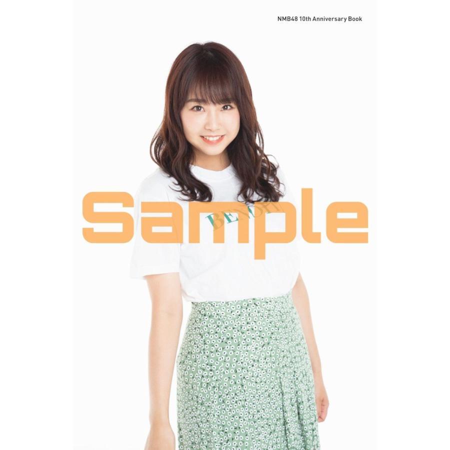 【戎橋限定特典つき】NMB48 10th Anniversary Book(仮)|tsutaya-ebisubashi-n|11