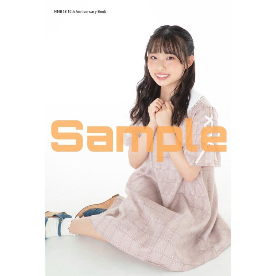 【戎橋限定特典つき】NMB48 10th Anniversary Book(仮)|tsutaya-ebisubashi-n|03
