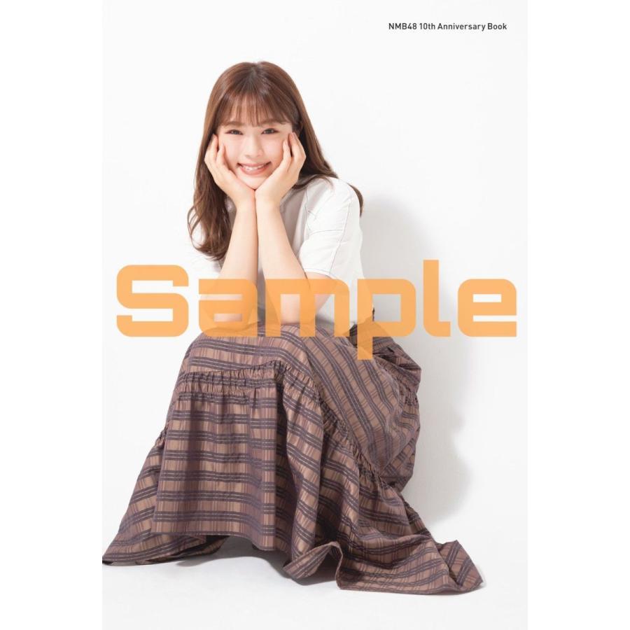 【戎橋限定特典つき】NMB48 10th Anniversary Book(仮)|tsutaya-ebisubashi-n|10