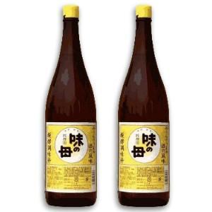 味の母 期間限定送料無料 お気に入り 1.8L 1800ml お得な2本セット 味の一醸造
