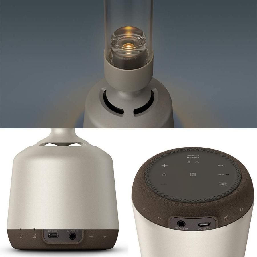 ソニー グラスサウンドスピーカー ハイレゾ対応/Bluetooth対応/LEDライト付き / 32段階明るさ調整可能 DSEE HX対応 L tt0923-store 12