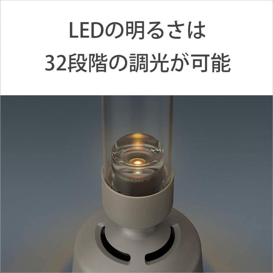 ソニー グラスサウンドスピーカー ハイレゾ対応/Bluetooth対応/LEDライト付き / 32段階明るさ調整可能 DSEE HX対応 L tt0923-store 14