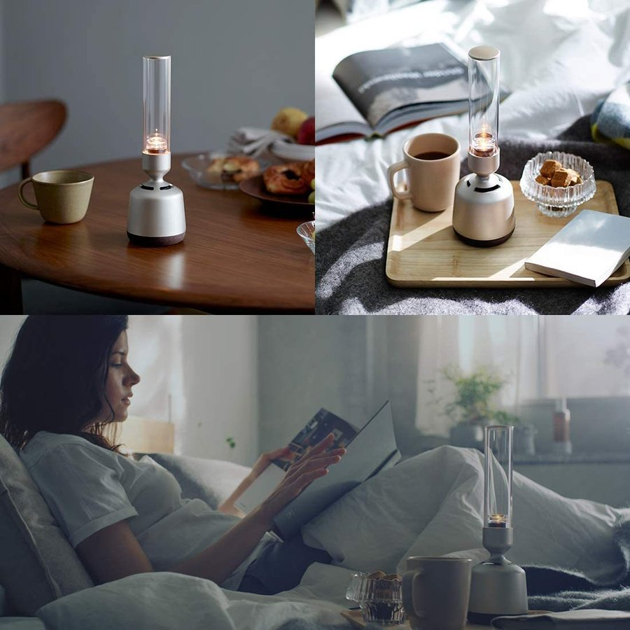 ソニー グラスサウンドスピーカー ハイレゾ対応/Bluetooth対応/LEDライト付き / 32段階明るさ調整可能 DSEE HX対応 L tt0923-store 04