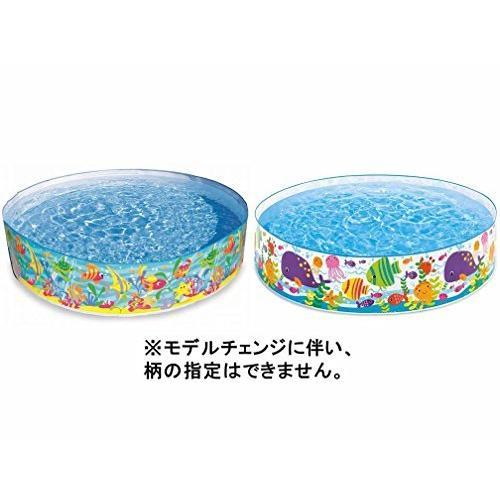 プール 家庭用 ビニールプール オーシャンプレイスナップ U-56452 INTEX インテックス ttc 03