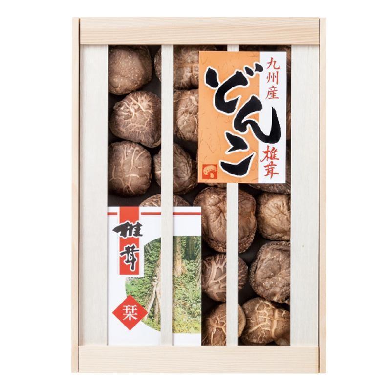 九州産原木どんこ椎茸 KKD-40 6285-028お歳暮 しいたけ きのこ