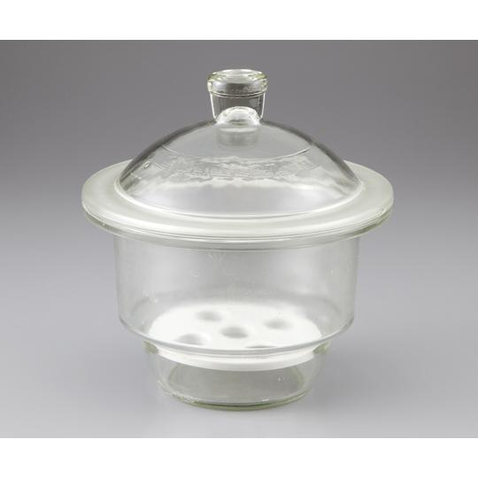 乾燥ガラス器 φ180mm アズワン aso 1-1474-14 医療・研究用機器