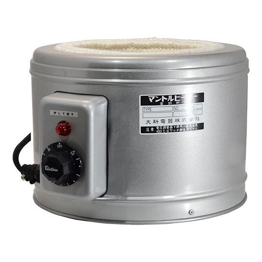 マントルヒーター GBR−50 大科電器 aso 1-164-06 医療・研究用機器