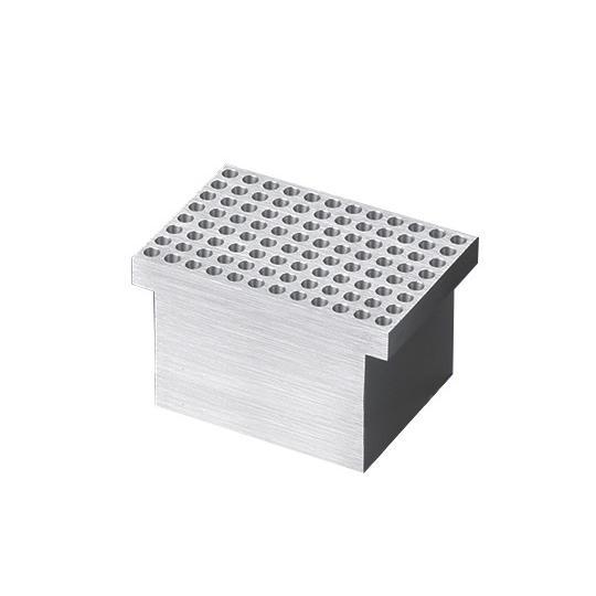 シングルブロック 96Well PCRプレート用 コーニング aso 1-2240-25 医療・研究用機器