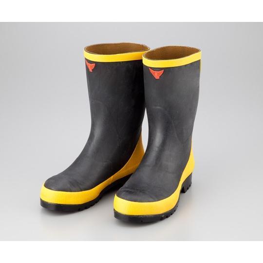 静電気帯電防止安全長靴 25.5 その他 aso 1-2684-04 医療・研究用機器