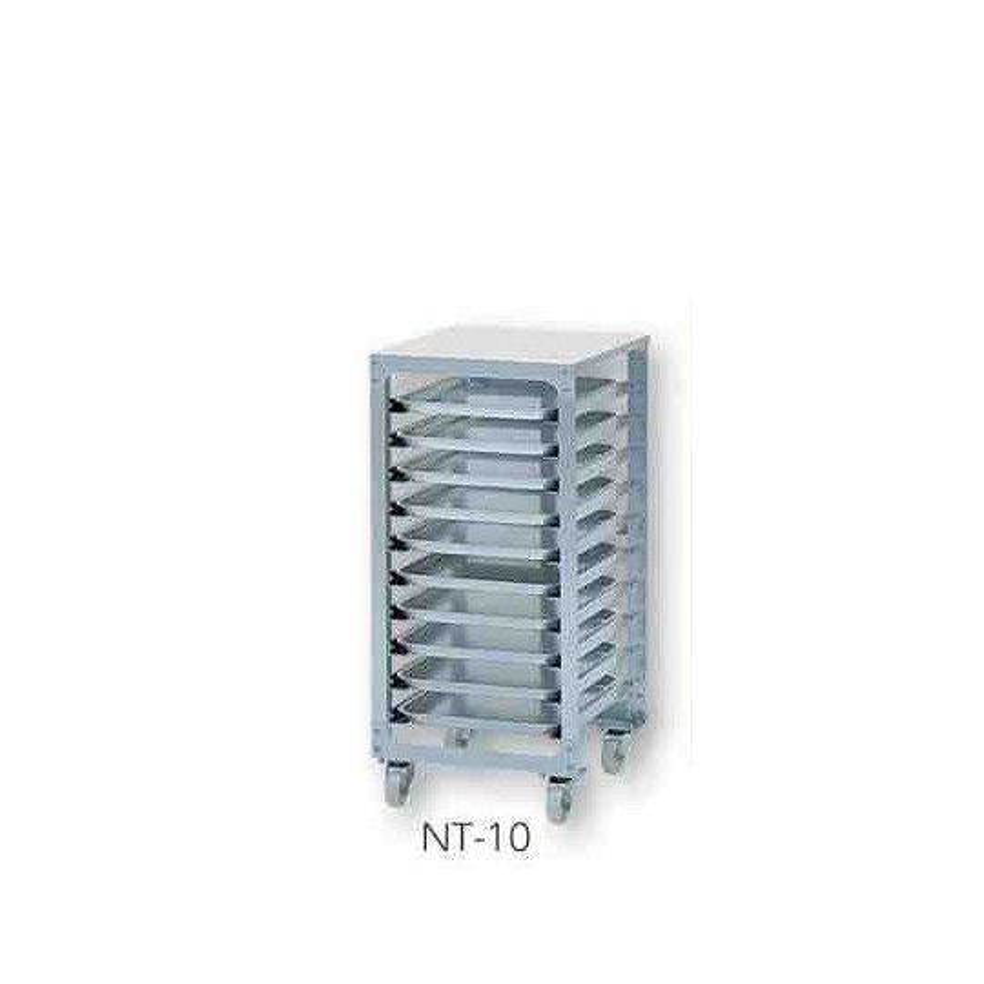 パックトレーワゴン NT−10 その他 aso 3-431-01 医療・研究用機器