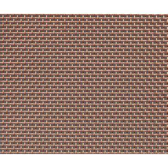 銅メッシュ(40メッシュ) (糸径200) 非表示 aso 3-5147-17 医療・研究用機器