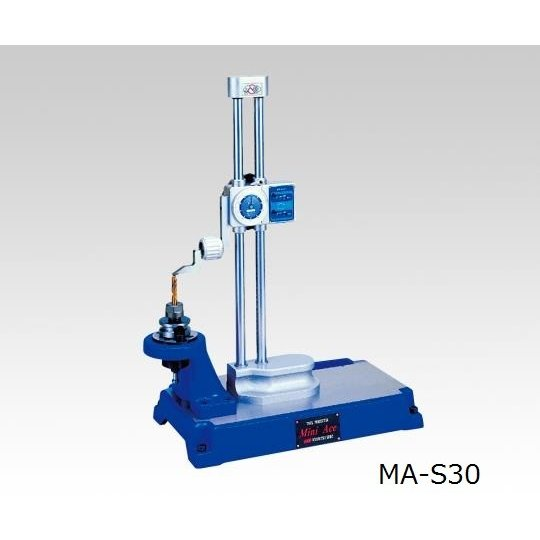ツールプリセッタ ミニエースシングル MA-S-HSK100 共立精機 aso 3-5313-07 医療・研究用機器