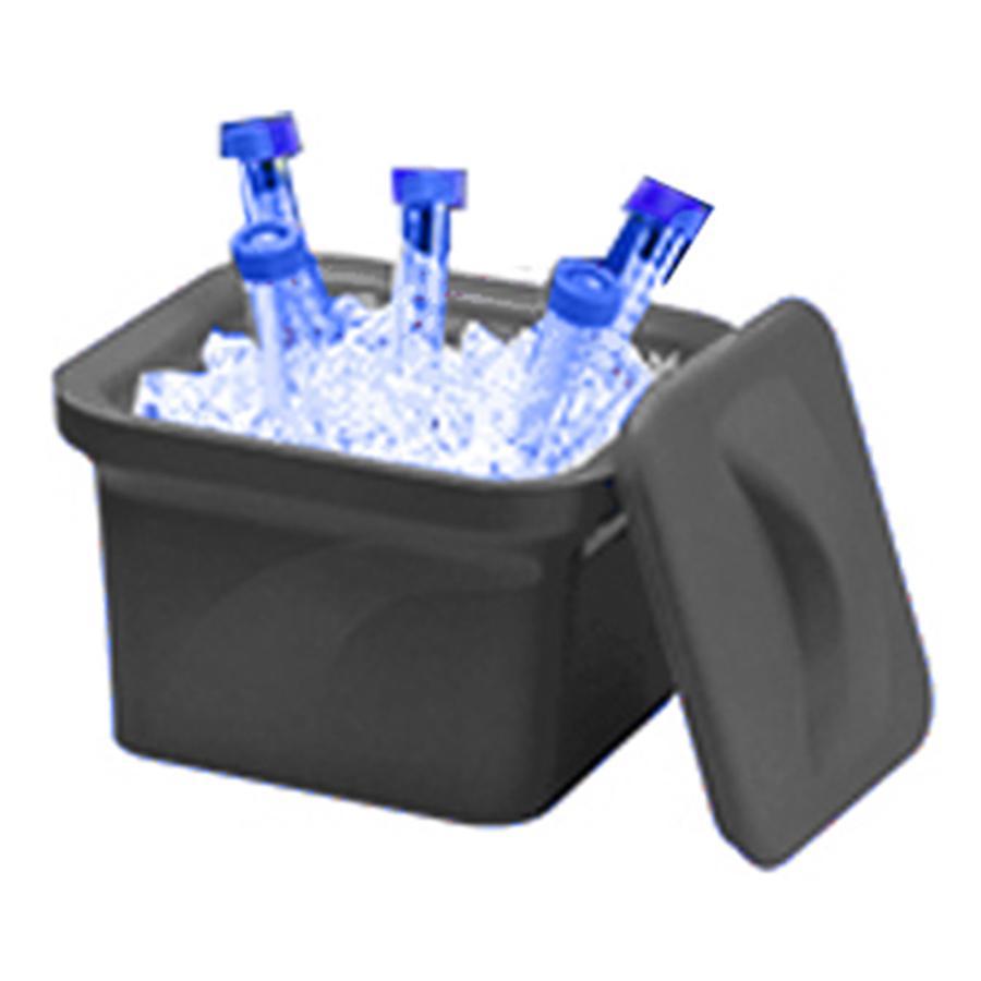 アイスパン Magic Touch 2(TM) 容量 1L ブラック アズワン aso 3-6457-02 医療・研究用機器