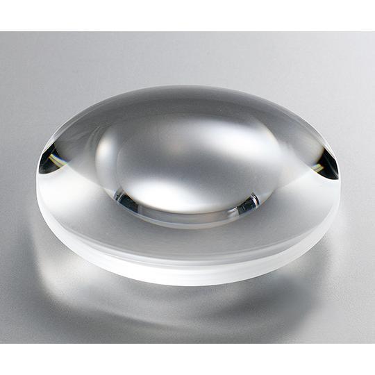 両凸レンズ φ30mm 焦点距離:70mm バックフォーカス:68.02mm 非表示 aso 3-6969-28 医療・研究用機器
