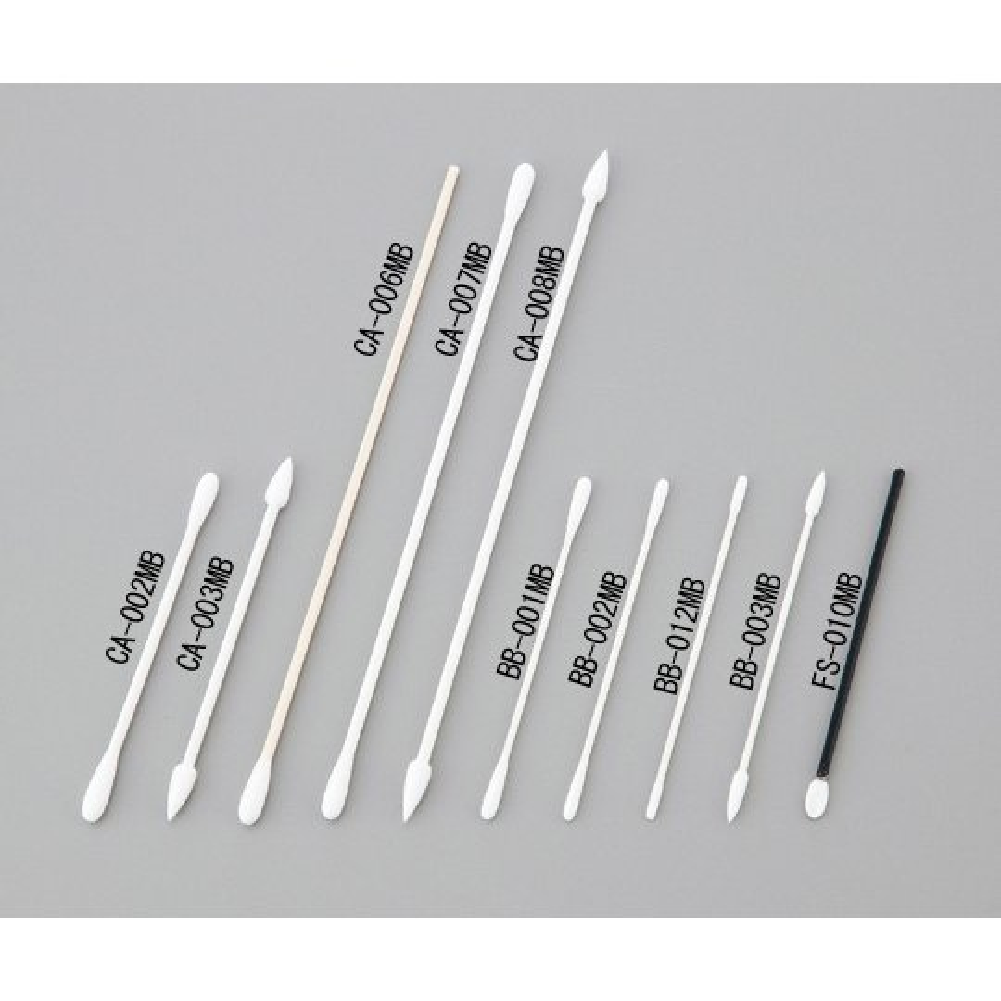 工業用綿棒 BB−002MB HUBY aso 1-2092-07 医療・研究用機器
