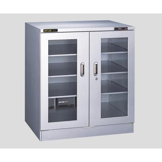 ドライ・キャビ TDC-507-PDX 低湿度用(10〜20%RH) aso 1-2919-13 医療・研究用機器