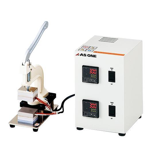 ハンドホットプレス HHP2-2D デジタル アズワン aso 1-312-17 医療・研究用機器
