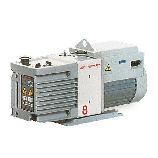 RVロータリー真空ポンプ 最大排気速度142L/min・167L/min エドワーズ aso 1-4001-03 医療・研究用機器