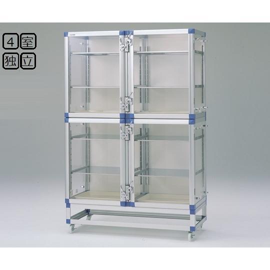 ガス置換デシケータージャンボGD−W4S アズワン aso 1-5213-04 医療・研究用機器