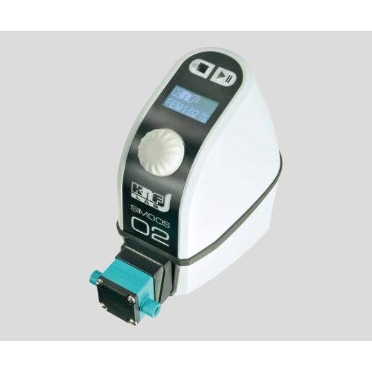 耐食型ダイアフラム定量ポンプ 20mL/min FEM1.02TT.18RC ケー・エヌ・エフ aso 1-5312-26 医療・研究用機器