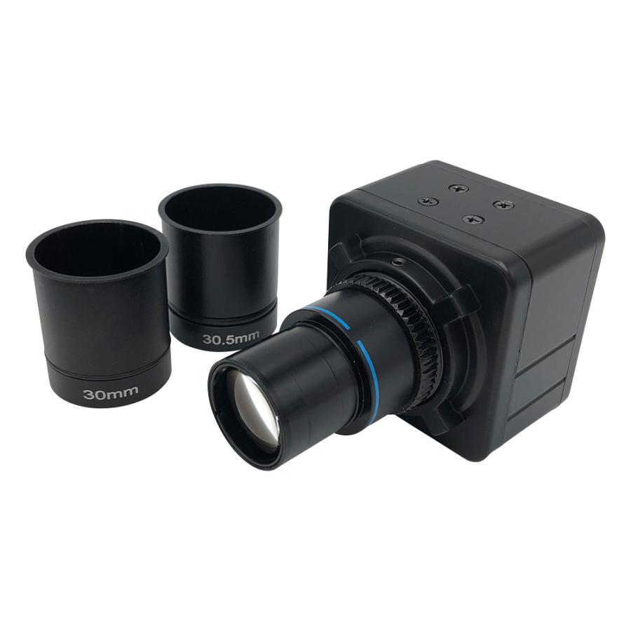 顕微鏡モニターカメラ 300万画素 アズワン aso 1-7061-12 医療・研究用機器