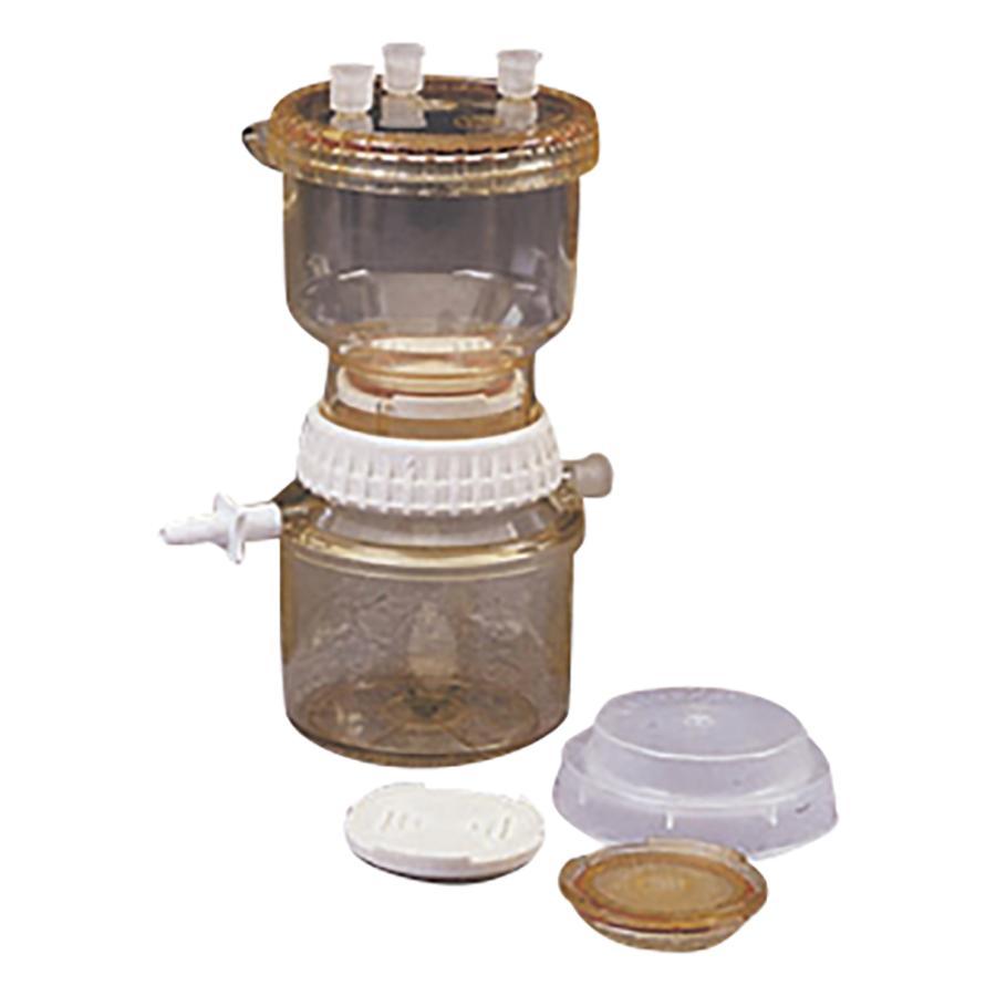 リユーザーブルフィルターユニット 300−4000 250mL/250mL サーモフィッシャーサイエンティフィック aso 1-7367-01 医療・