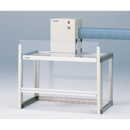 卓上型ドラフト 風量調整機能付き アズワン aso 1-7625-01 医療・研究用機器