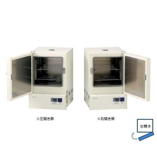ETTAS 定温乾燥器 強制対流方式(右開き扉)窓無 OF-600S-R (出荷前点検検査書付き) アズワン aso 1-8999-46 医療・研究用
