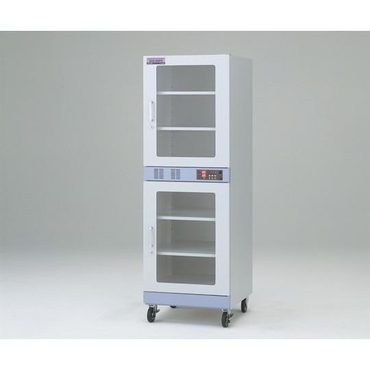 デジタル式デシケーター 600×659×1800mm アズワン aso 1-9057-02 医療・研究用機器