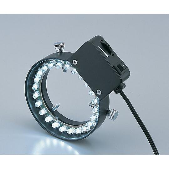 実体顕微鏡用LED照明装置 1方向落射 その他 aso 1-9227-01 医療・研究用機器
