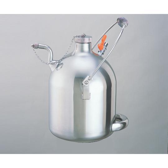 耐震・防災対策 溶媒管理容器(そるべん缶(R))1L スギヤマゲン aso 1-9416-04 医療・研究用機器