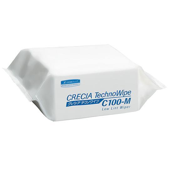 テクノワイプ C100−M クレシア aso 1-9794-01 医療・研究用機器