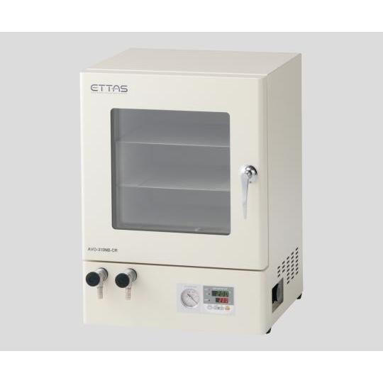 ETTAS 真空乾燥器(耐薬品) 30L AVO-310NB-CR アズワン aso 2-1200-03 医療・研究用機器