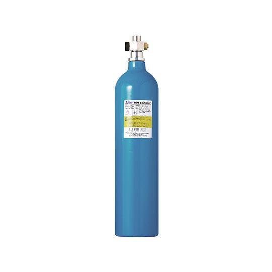 合金キャニスターYMH−900LF その他 aso 2-1562-04 医療・研究用機器