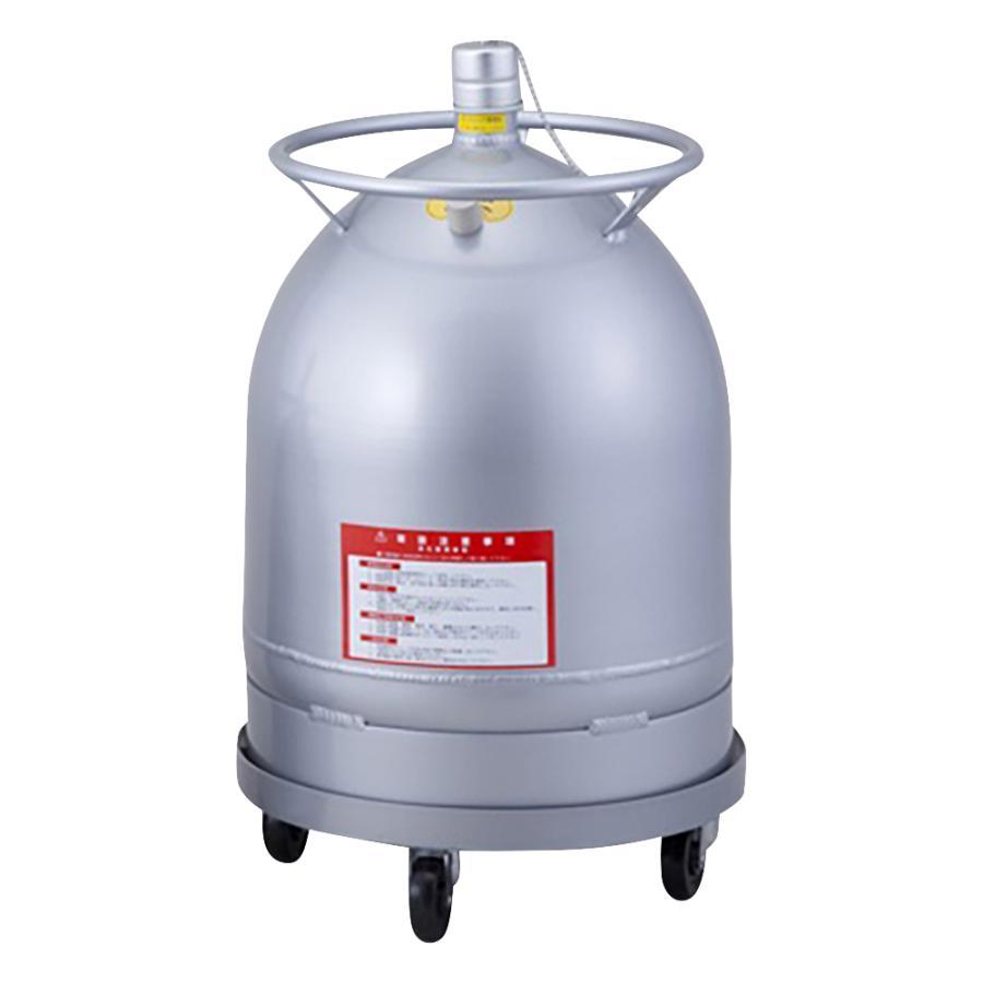 液体窒素容器 シーベル30L ジェック東理社 aso 2-2018-04 医療・研究用機器