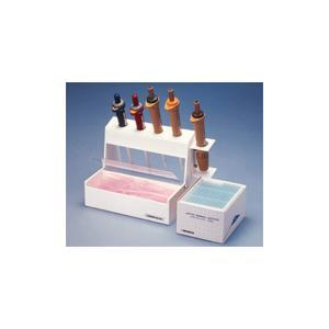 ジャスター(ジャスターDG用)1100用スタンド(5本立) ニチリョー aso 2-379-10 医療・研究用機器