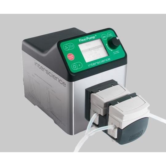 自動分注器 ダブルポンプタイプ インターサイエンス aso 2-4208-02 医療・研究用機器