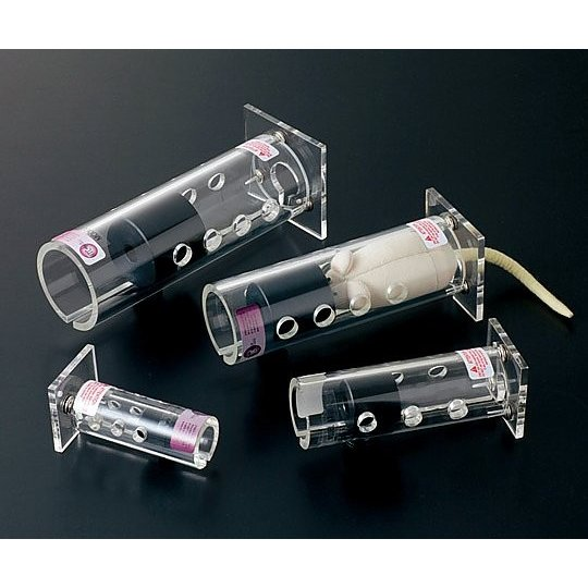 アニマルホルダーIC1700ND φ63×228mm その他 aso 2-4264-05 医療・研究用機器